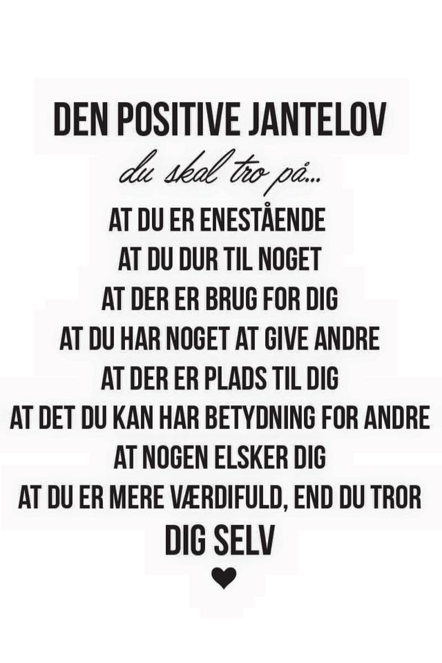 positive jantelov
